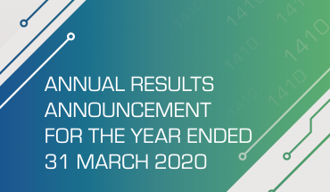 【Press Release】Results Announcement – Strong Demand for Cybersecurity Solutions Profit Surges by 19.1%